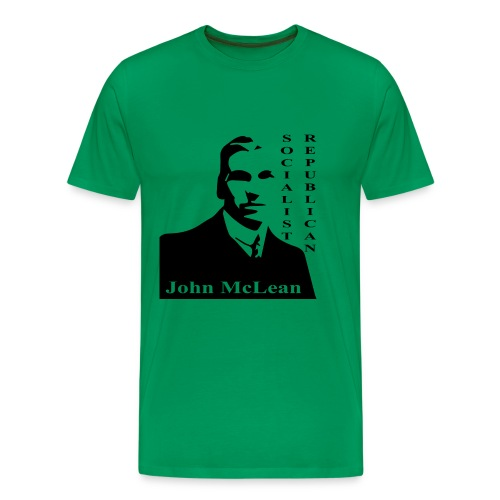 McLean Socialist Republican - Men's Premium T-Shirt