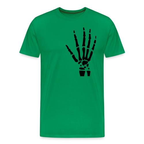 camiseta hombre mano - Camiseta premium hombre