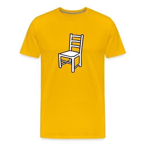 Une Chaise pour homme - T-shirt Premium Homme