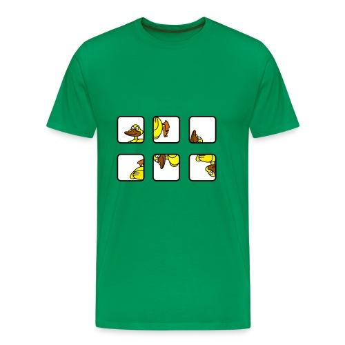 Ducks - Men's Premium T-Shirt
