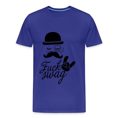 Vælg selv farve - Herre premium T-shirt