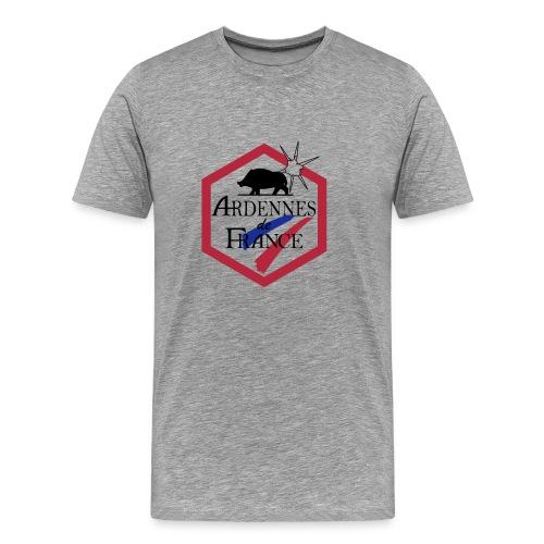 Tenues de travail Ardennes de France - T-shirt Premium Homme