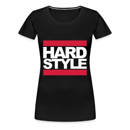 Hard-style Dames - Vrouwen Premium T-shirt