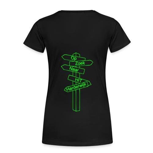 Op zoek naar - Tshirt Vrouw, Zonder naam - Vrouwen Premium T-shirt
