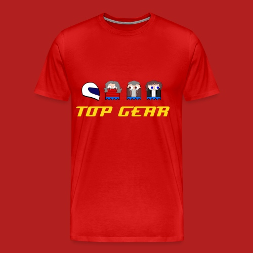Top Gear (Pac Man) - Men's Classic T-shirt - Men's Premium T-Shirt