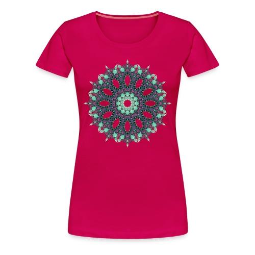 Freudentanz I - Mandala I - Frauen Premium T-Shirt