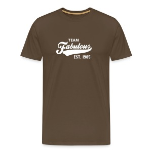 Team Fabulous - Men - Men's Premium T-Shirt