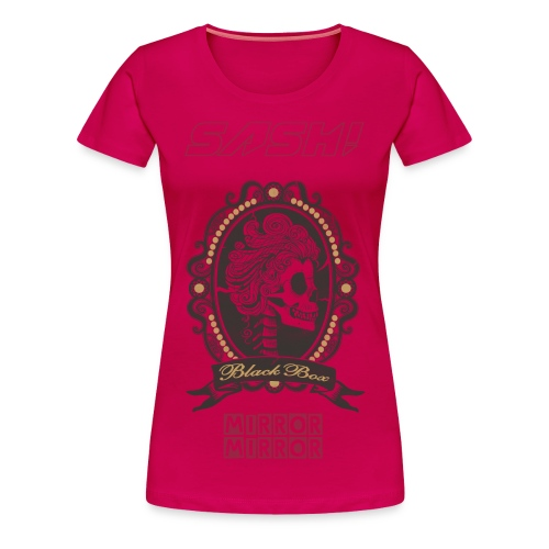 SASH! - MIRROR MIRROR  (NEW) - Women's Premium T-Shirt
