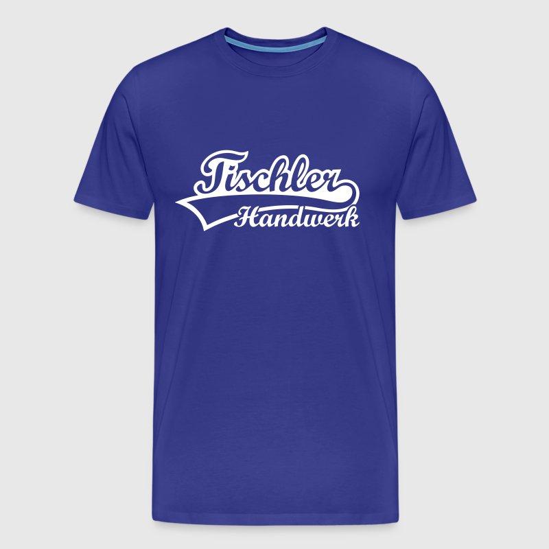 tischler handwerk schreiner arbeitskleidung zunft t shirt spreadshirt. Black Bedroom Furniture Sets. Home Design Ideas