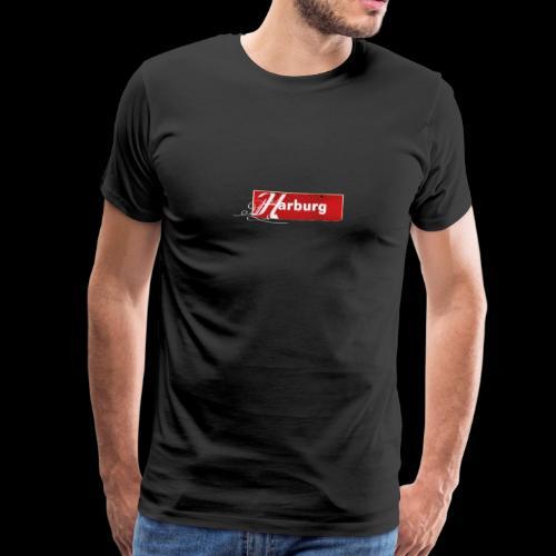 Hamburg: Mein Harburg, mein Kiez, mein Shirt - Männer Premium T-Shirt