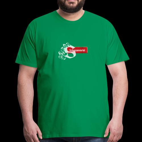 Romantik-Shirt Schanzenviertel für Männer - Männer Premium T-Shirt