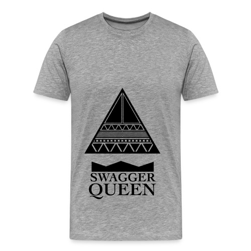 Swagger Queen - Männer Premium T-Shirt