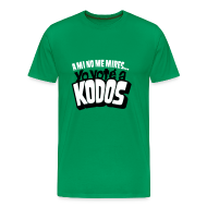 Camisetas ~ Camiseta premium hombre ~ Los Simpson: Yo voté a Kodos