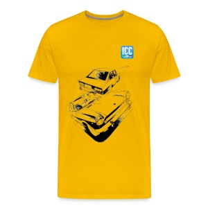 T-shirt Ligne 124-13 BM - T-shirt Premium Homme