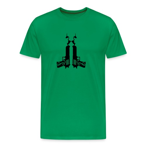 Desert Eagle Twins - Men's Premium T-Shirt
