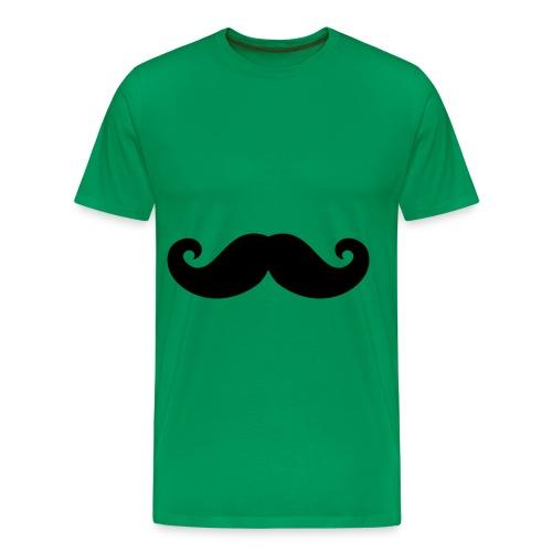 Schnautzer - Männer Premium T-Shirt