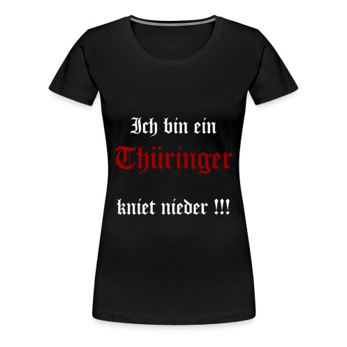 Thüringer - GS - Frauen Premium T-Shirt