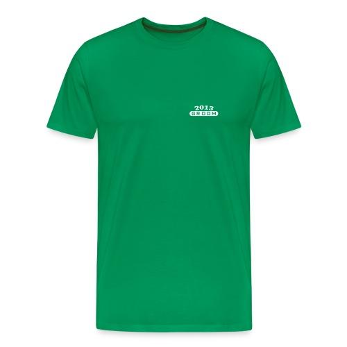 2013 Groom - Men's Premium T-Shirt