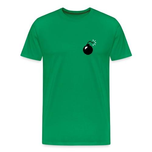 BOM collection - Mannen Premium T-shirt