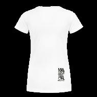 T-Shirts ~ Women's Premium T-Shirt ~ LTD Edition Slim Fit Tourwear - Chicago '12