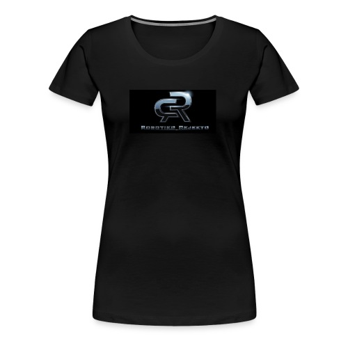 New RR Logo - Women's Premium T-Shirt