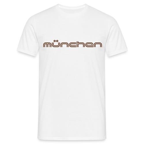 Muenchen - Männer T-Shirt