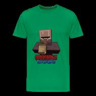 T-Shirts ~ Men's Premium T-Shirt ~ Order! Order! Tape Recorder