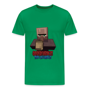Order! Order! Tape Recorder - Men's Premium T-Shirt