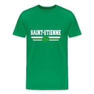 Maillot Domicile saint etienne gilet