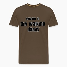 walking daddy T-Shirts