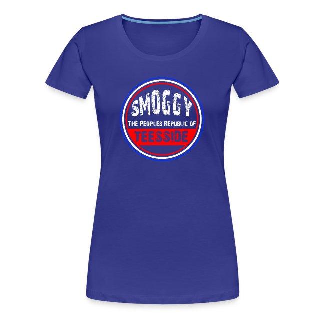 Smoggy PRT - Women - Diva Blue
