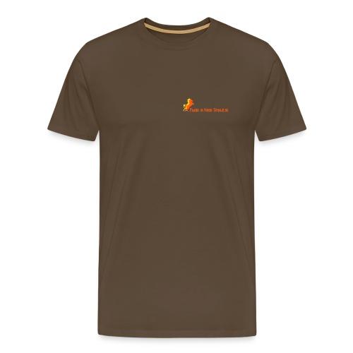 Mannen TShirt - Mannen Premium T-shirt
