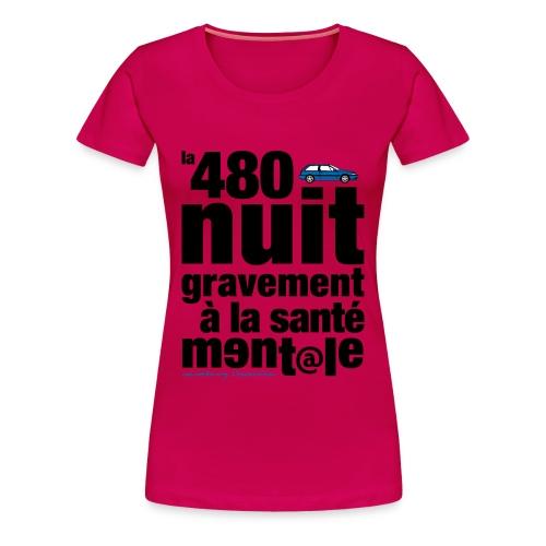 T-shirt classique femme - Santé mentale - T-shirt Premium Femme