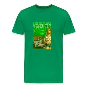 Taff Tourism: Aberdare - Men's Premium T-Shirt