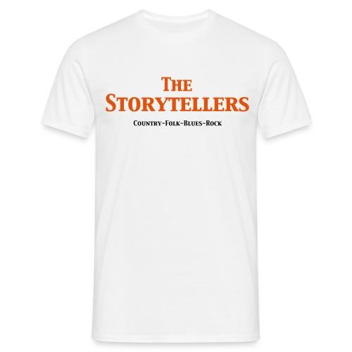 Storytellers Shirt - Männer T-Shirt
