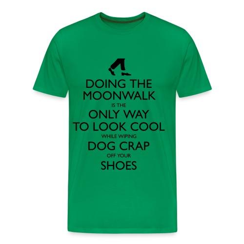 Men's Moonwalk Classic T-Shirt - Men's Premium T-Shirt