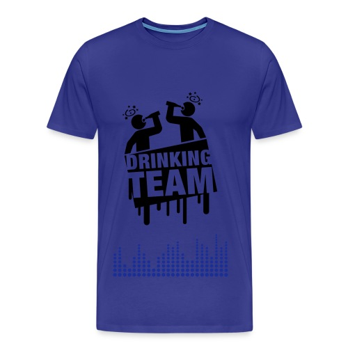 Herre premium T-shirt