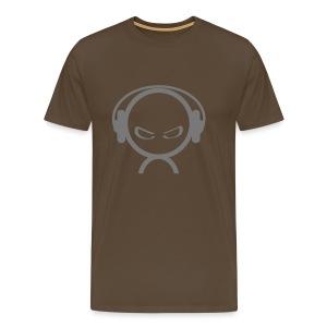 DJ Alien - Mannen Premium T-shirt