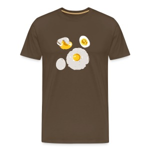 Classic eggs - Men's Premium T-Shirt
