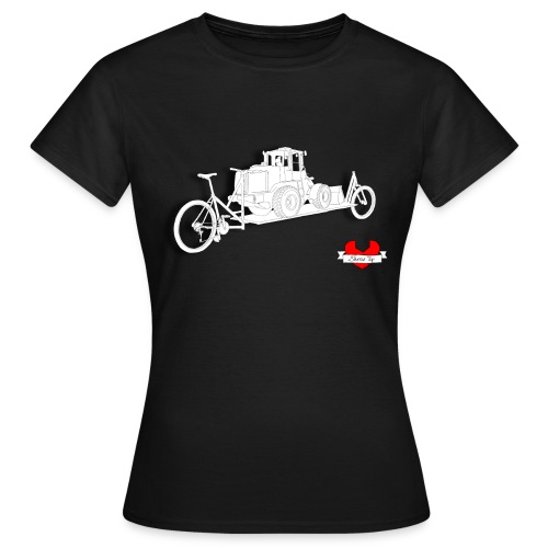 Let the pros handle the heavy stuff - Women's T-Shirt