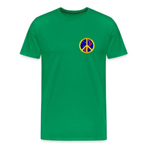 Men's Nuclear Free NZ Shirt - Men's Premium T-Shirt