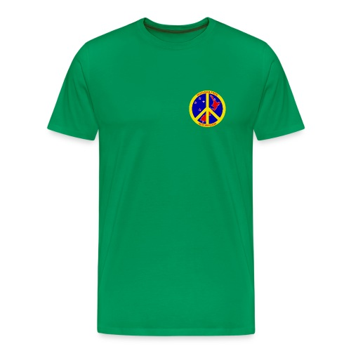 Men's Nuclear Free NZ Shirt - Men's Premium T-Shirt