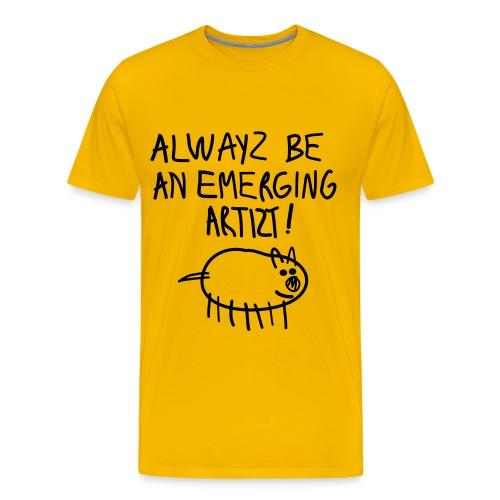 Emerging Artizt - Maglietta Premium da uomo
