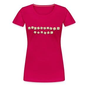 Victorious Sponge  - Women's Premium T-Shirt
