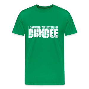 Battle of Dundee - Men's Premium T-Shirt