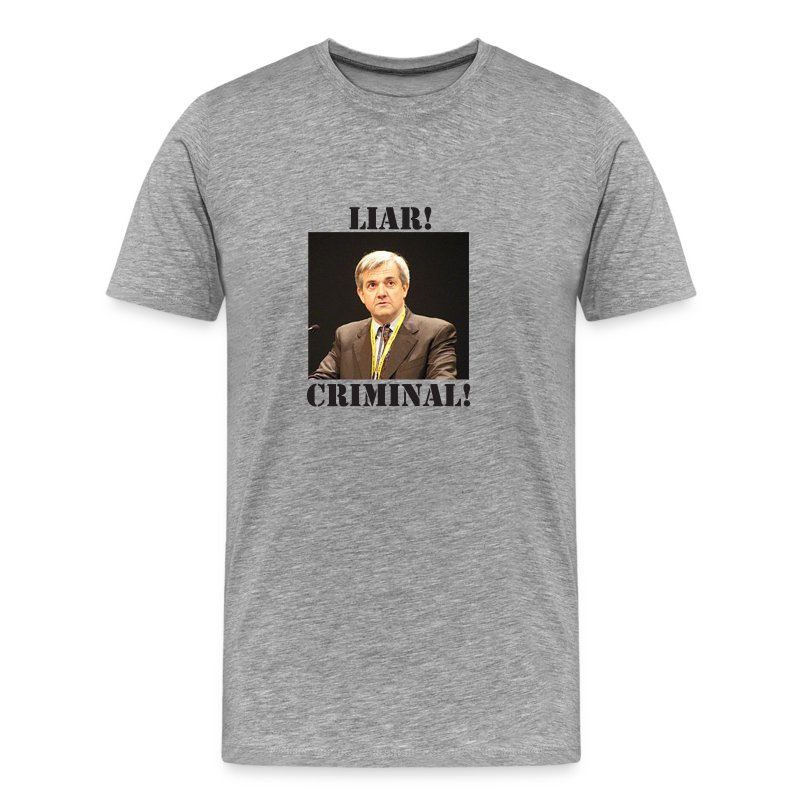 huhne - Men's Premium T-Shirt