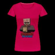 T-Shirts ~ Women's Premium T-Shirt ~ Order! Order! Tape Recorder