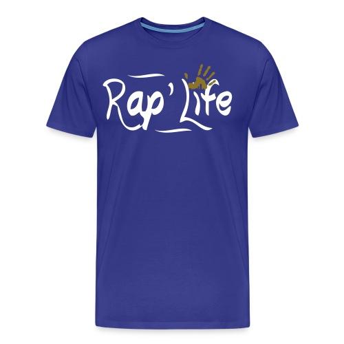 Rap'Life - T-shirt Premium Homme