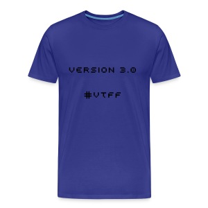 Version 3.0 - T-shirt Premium Homme