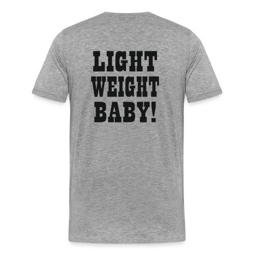 Männer Premium T-Shirt - Light Weight Baby